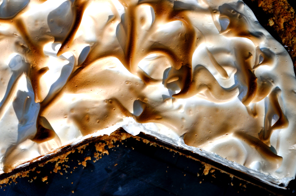 Coffee S'mores Pie! | short&sweet