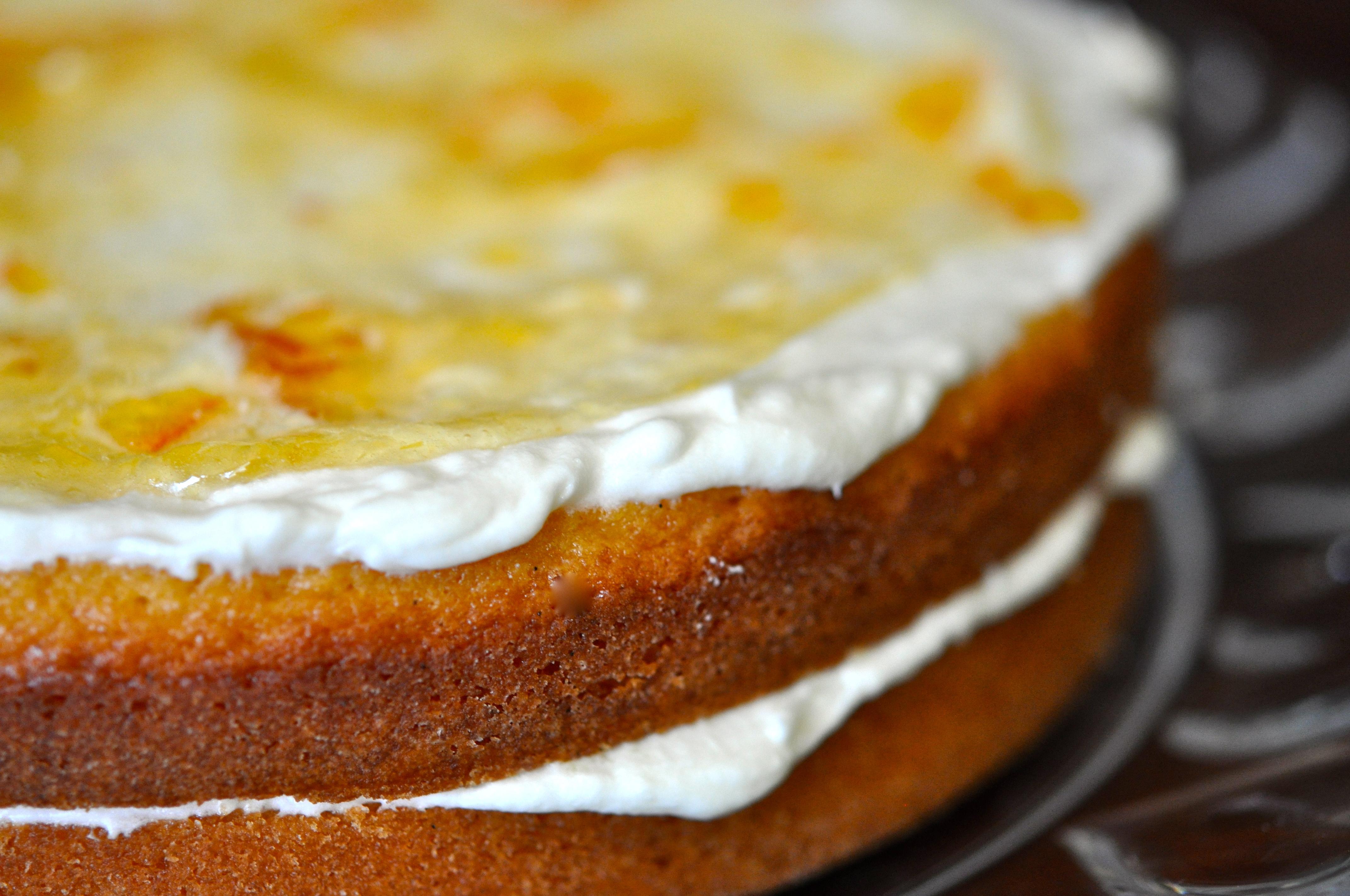 marmalade yoghurt cake yogurt marmalade cake marmalade yoghurt cake ...