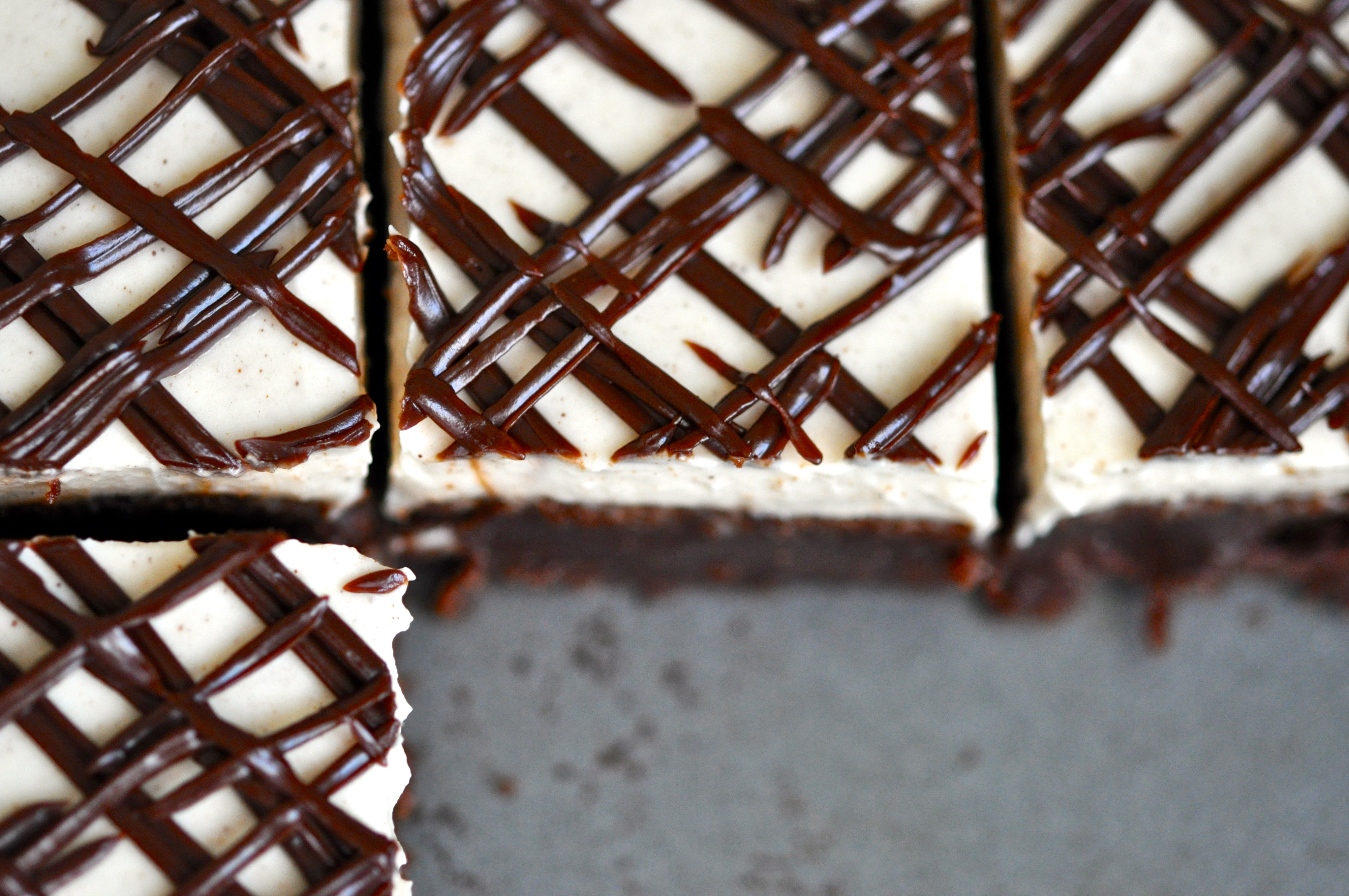 Cappuccino Brownies! | short&sweet